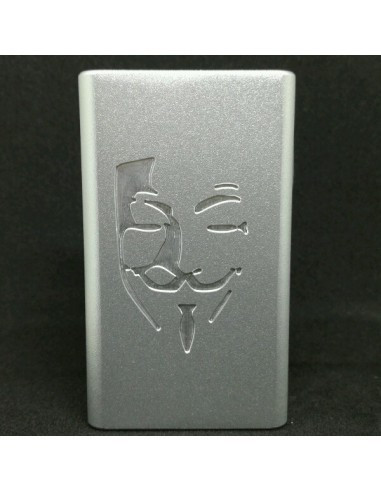 Anonymous V4 Silver Box Mod