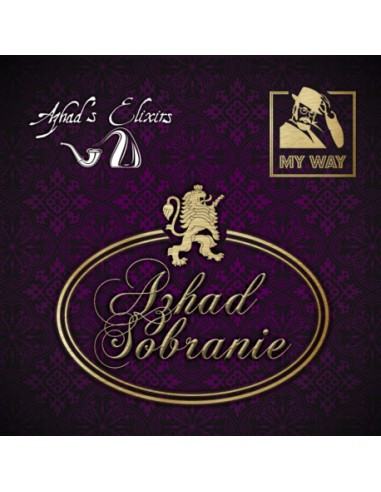 Azhad's Sobranie Aroma concentrato