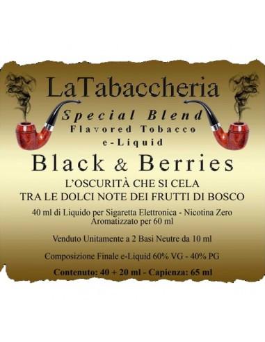 Black & Berries Aroma concentrato