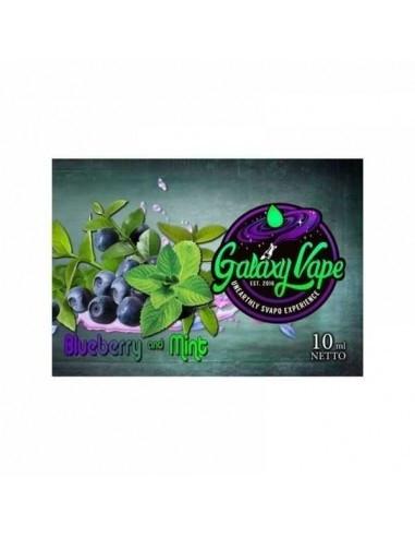 Blueberry e Mint Aroma concentrato