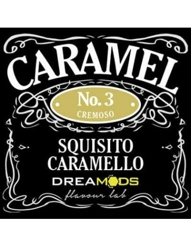 Caramel No.3 Aroma concentrato