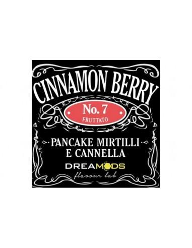 CINNAMON BERRY NO.7