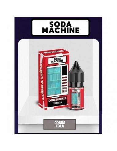 Cobra Cola Aroma scomposto