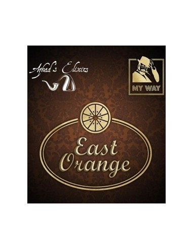 East Orange Aroma concentrato
