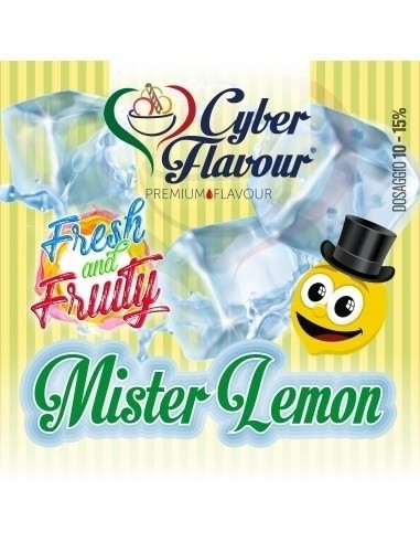 Aroma Mr Lemon Fresh& Fruity