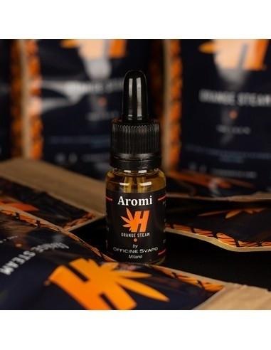 Aroma Orange Steam (CBD)