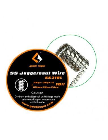 Juggernaut Wire