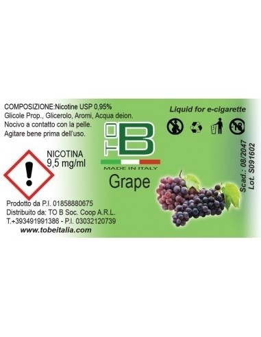 Bacco - Grape Uva