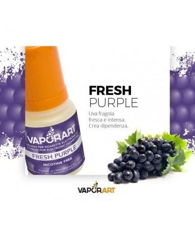 Fresh purple