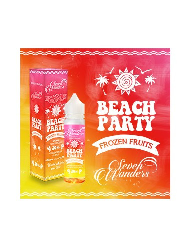 Beach Party Frozen Fruits