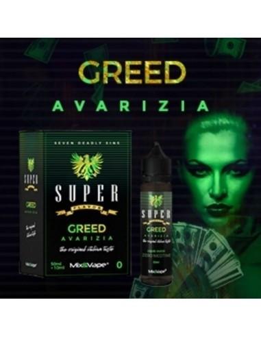 Greed (Avarizia) Aroma scomposto