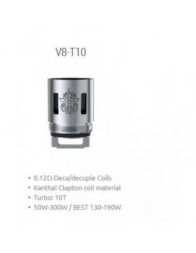 V8-T10  Resistenza
