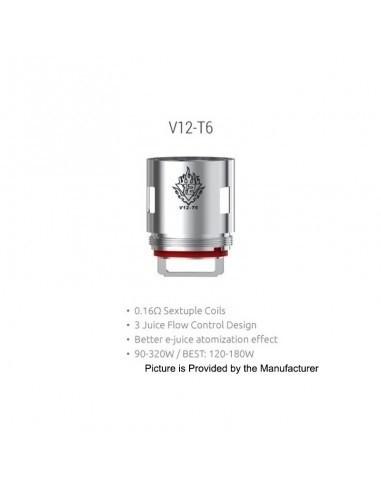 V12 - T6 Resistenza