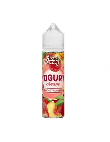 Yogurt Cream Peach-Strawberry