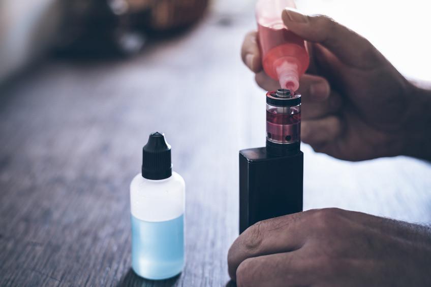 Come addolcire il liquido per sigaretta elettronica